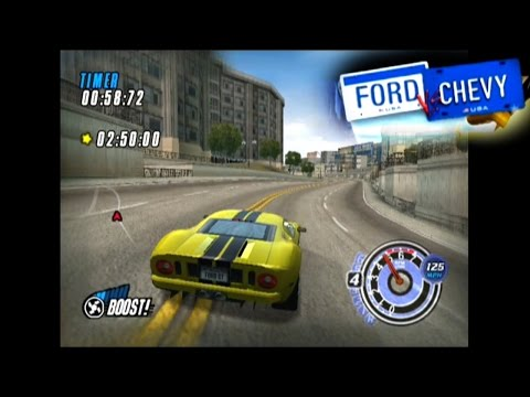 Ford vs. Chevy ... (PS2)
