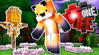 TRAPS! TRAPS! TRAPS! - Minecraft One Life S3 Ep 03