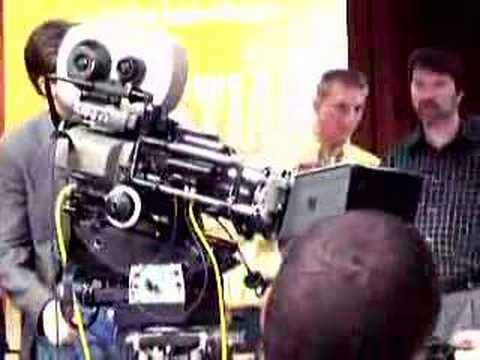 Panavision Camera Star Wars : Pink breast cancer panavision panaflex millennium film mag