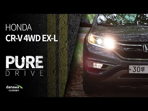 Honda CR-V SUV   Prueba / Análisis / Test / Review en e ...