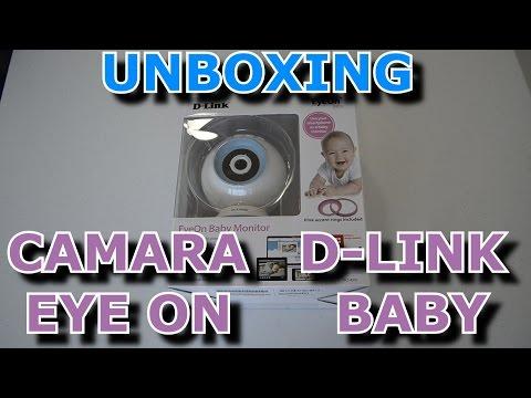D-Link EyeOn Baby CAMARA IP VIGILABEBÉS