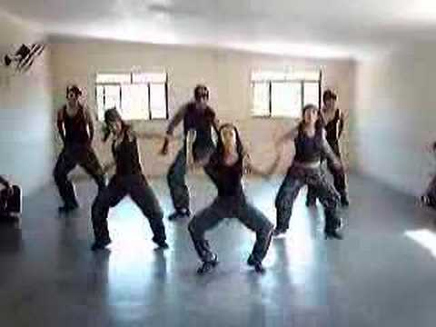 street dance-chris brown
