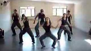 street dance-chris brown