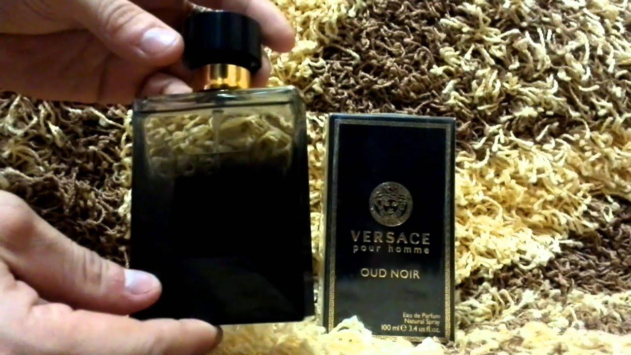 Парфюмированная вода Versace Pour Homme Oud Noir обзор - 1022shop ... 6ad7150dbe853
