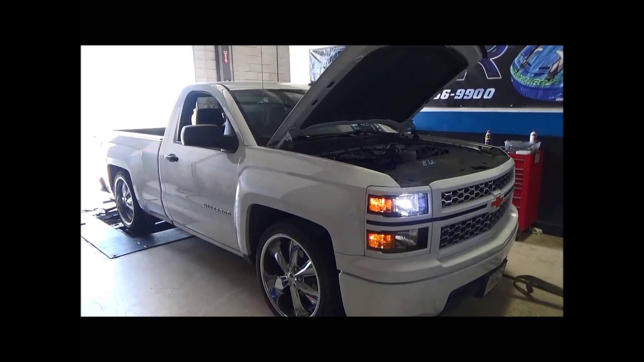 Lmr 2014 Silverado Headers Amp Tune Youtube