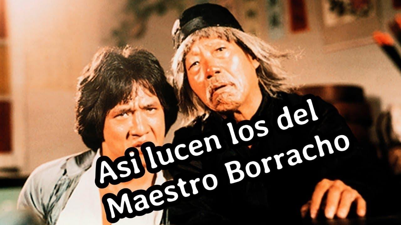 Así Lucen Los Actores del Maestro Borracho 1978-2020 Jackie Chan - YouTube