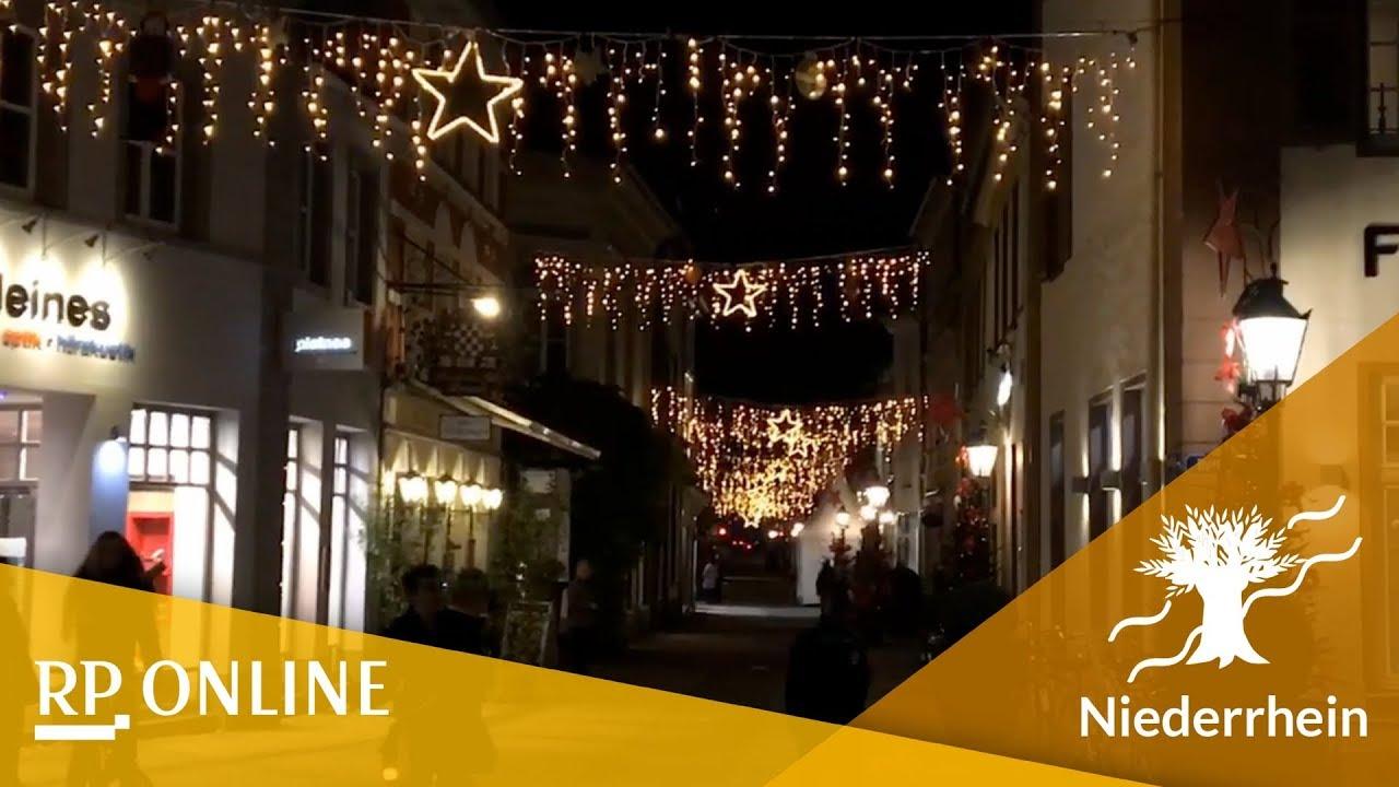 Weihnachtsmarkt Kempen.Kempen Am Samstag Startet Der Markt Der Sterne