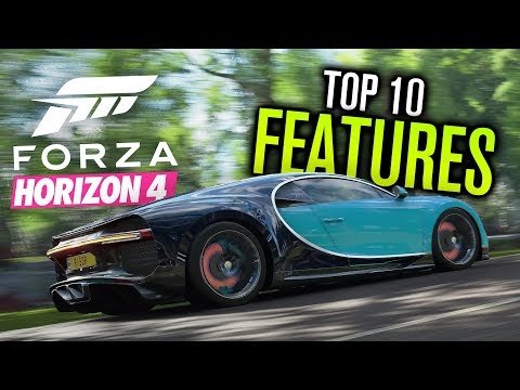 Forza Horizon 4 Release Date, Car List, Trailer, Location