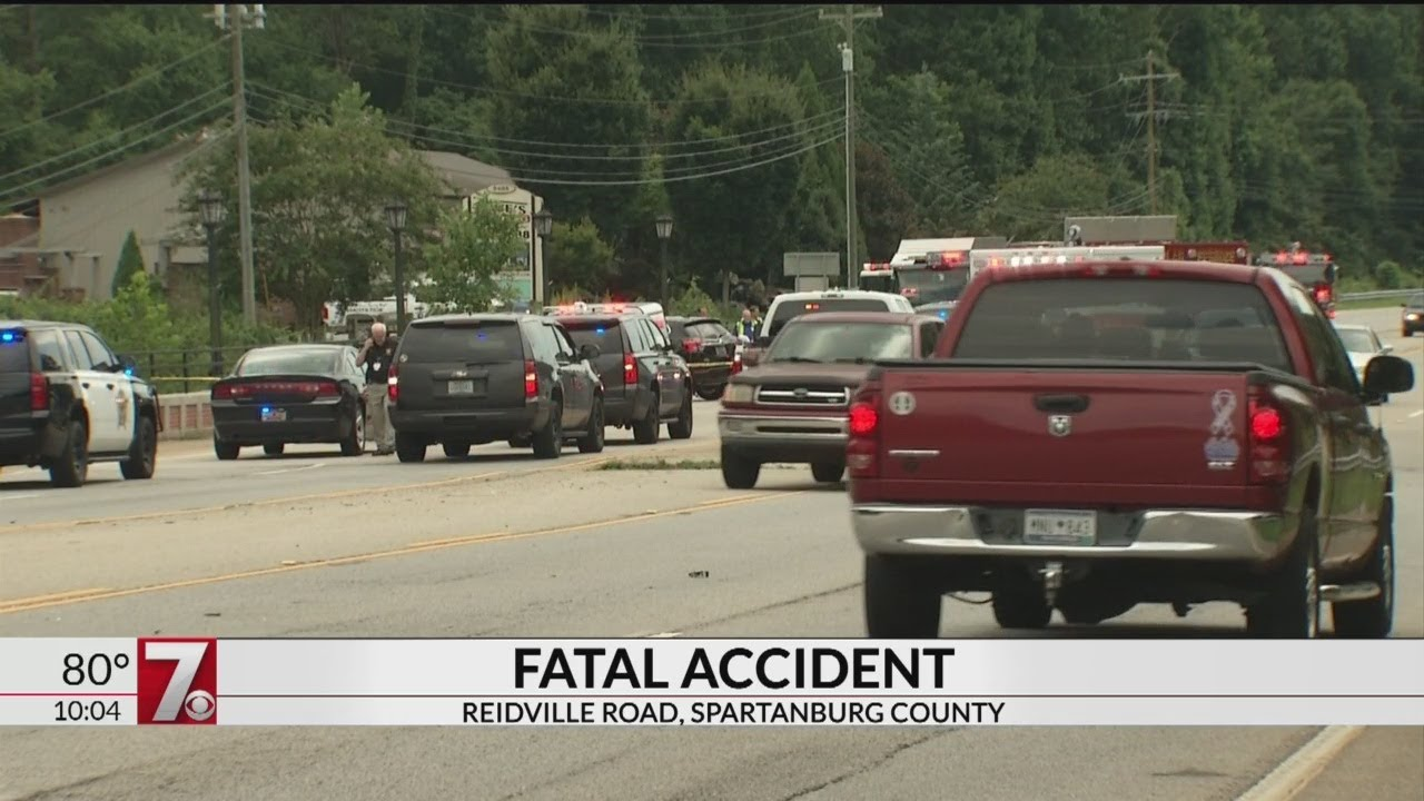 2 Dead After Motorcycle Wreck In