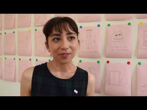 Ghosting, catfishing, and finding love in the age of internet dating - Camberwell UAL Summer Shows from YouTube · Duration:  1 minutes 28 seconds