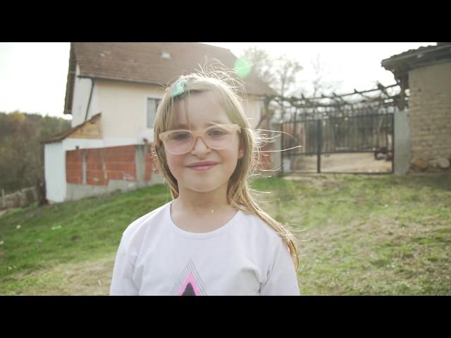 Dogradnja kuće porodici Stojmenović iz sela Žbevac kod Bujanovca - Srbi za Srbe