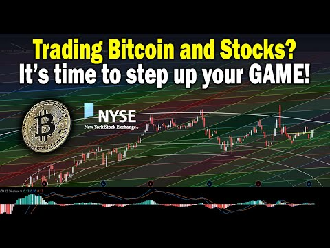 Trading Bitcoin, Cryptocurrency, Stocks Or NYSE? Step Up Your Game! Copper, ETH, LTC, BTC \u0026 Nasdaq!