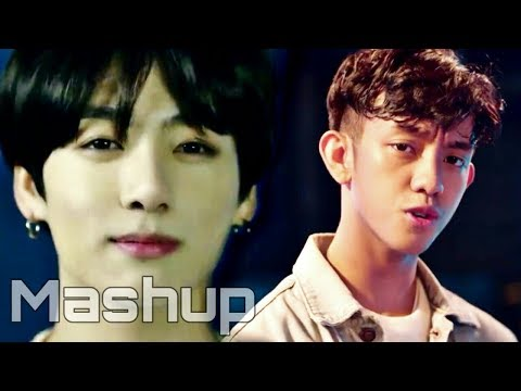 Ismail Izzani & BTS Jungkook - Bidadari X Euphoria   MASHUP