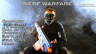 NERF WARFARE 2017 (Nerf First Person Shooter Collection)
