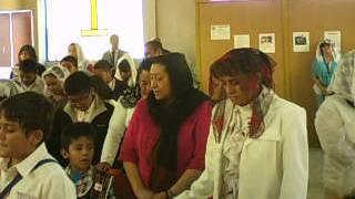 Conferencia General de la Iglesia de Dios -Reunión infantil-  Amecameca 2012 (2)