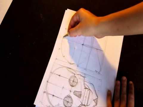 Схемы череп 2