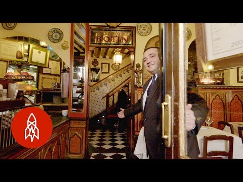 Have a Seat at the Oldest Restaurant in the World streaming vf