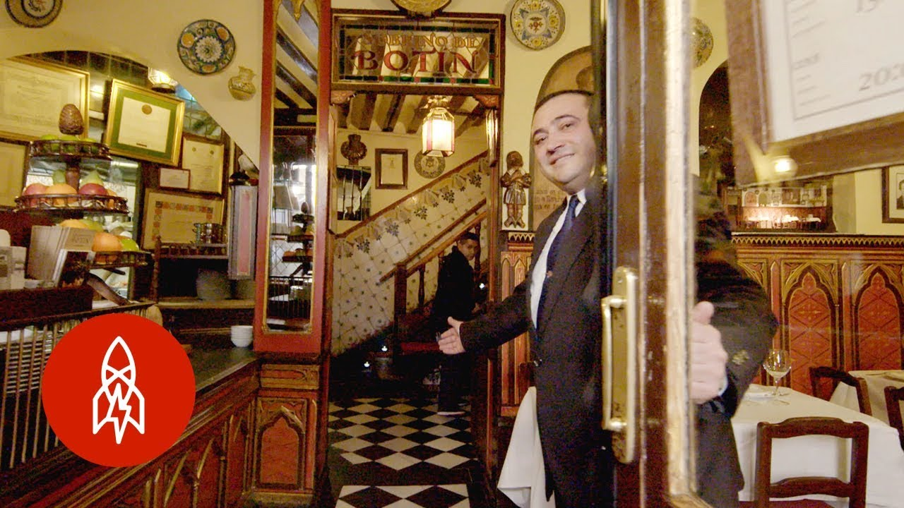 Have A Seat At The Oldest Restaurant In The World
