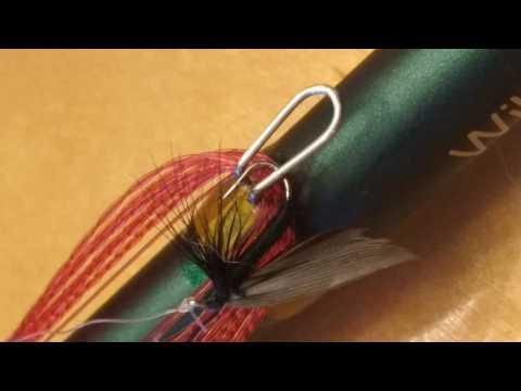 Tenkara Rod Line Management Solution (Final Version)