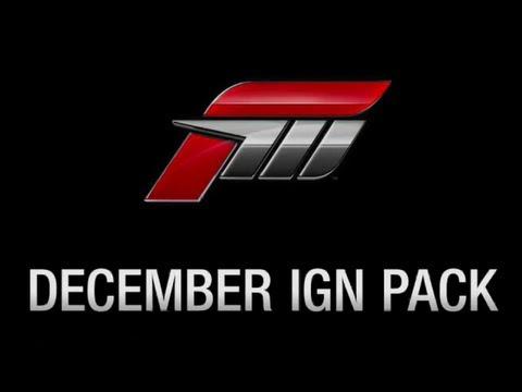 Forza Motorsport 4 - December IGN Car Pack DLC Trailer