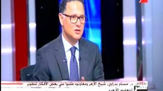 فيديو  بدراوي: التقويم الإلكتروني الشامل للطالب يحقق العدالة