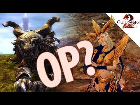 Guild Wars 2 - WvW Reittier OP? thumbnail