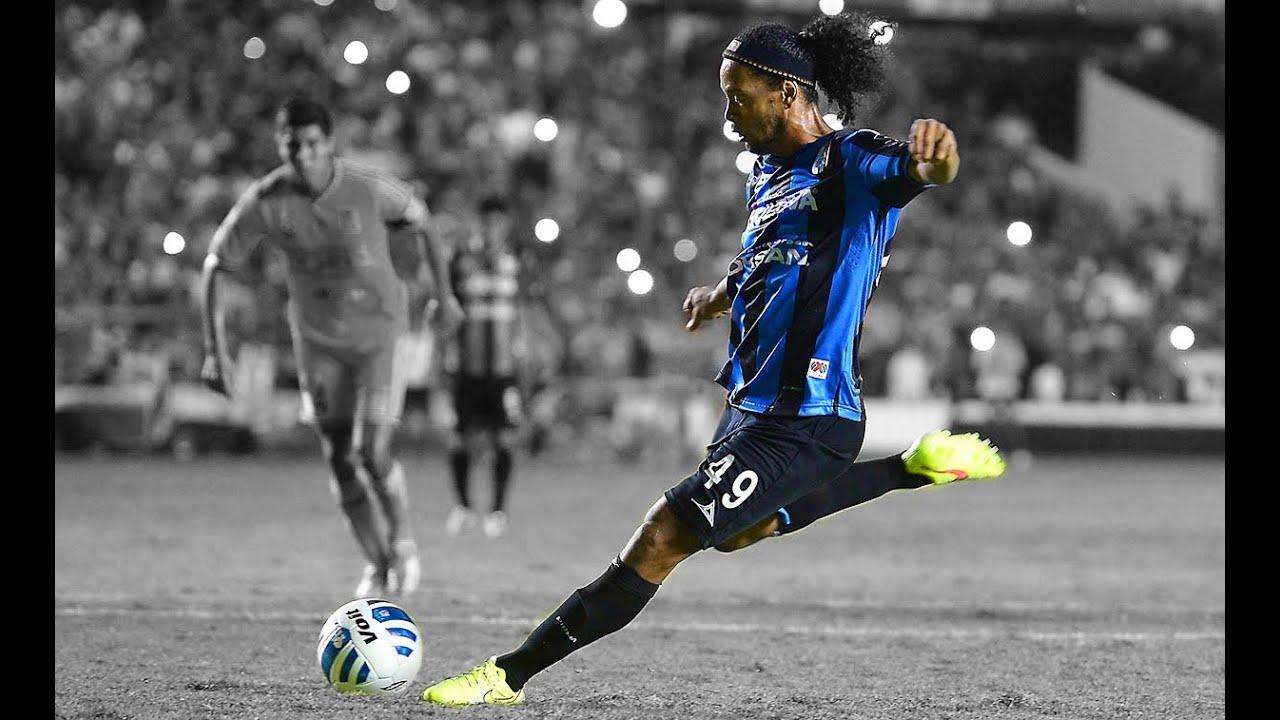 Ronaldinho Amazing Skills Show Querétaro 2014-2015 |HD ...