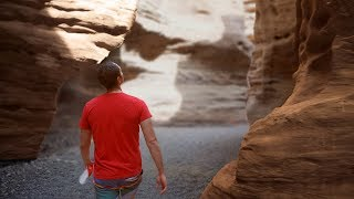 The Red Canyon of Israel thumbnail