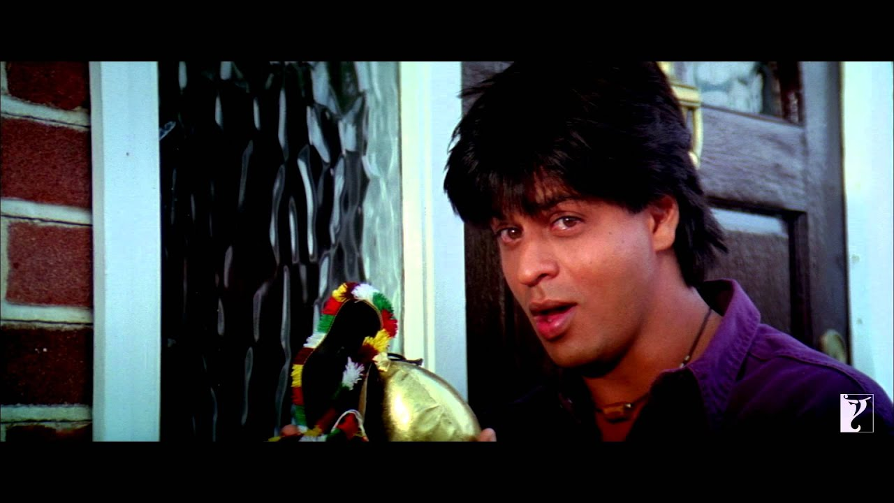 Dilwale Dulhania Le Jayenge Official Trailer Shah Rukh Khan