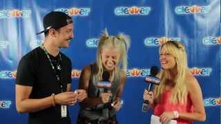 Tonight Alive Interview- Warped Tour 2012