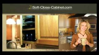 How To Install The Soft Close Cabinet Hardware Attachment