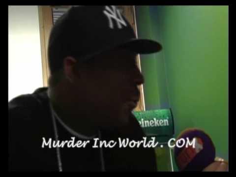 Ja Rule interview Amsterdam!!