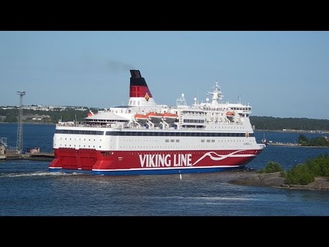 Gabriella departs from Helsinki