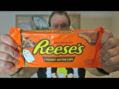 World's Largest Reese's Peanut Butter Cup!