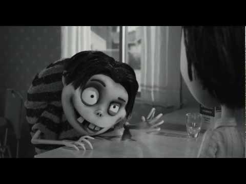 """Frankenweenie """"Edgar Knows"""" Clip"""