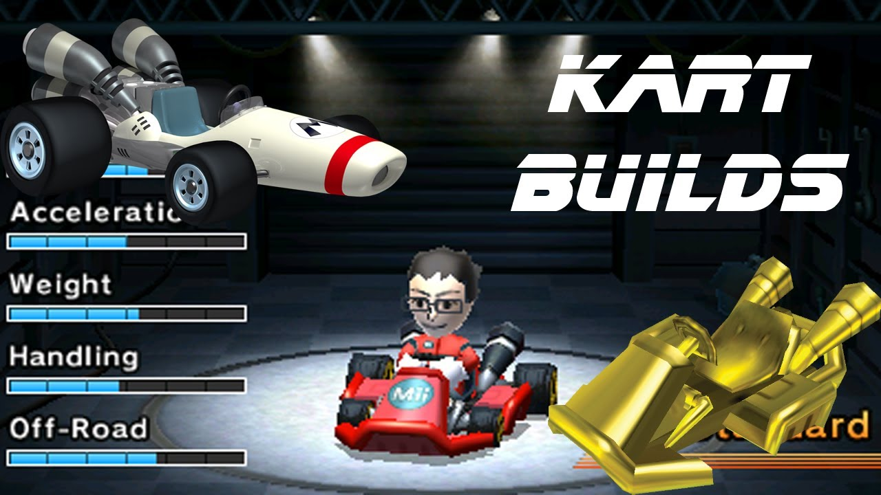 Best Karts For Wifi And Offline Play Mario Kart 7 Build Analysis Youtube