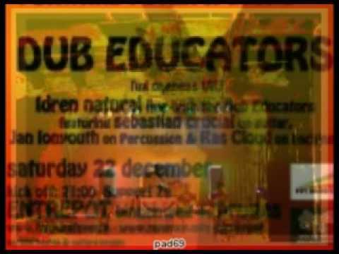 DEEP ROOTS DUB EDUCATORS LIVE & DIRECT PT1@entrepot 22-12-07