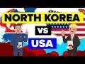 North Korea vs United States - Updated (2018) - Military Comparison