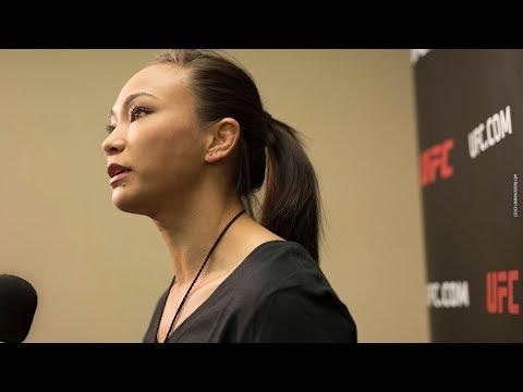 Michelle Waterson Says Rose Namajunas' Title Victory 'Humanized' Joanna Jedrzejczyk - MMA Fighting