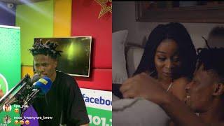 Kwesi Arthur Finally Address relationship with Efia Odo