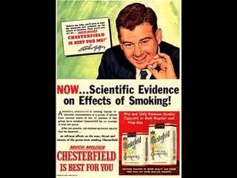 Tobacco Industry's Campaign to Hide the Hazards of Smoking