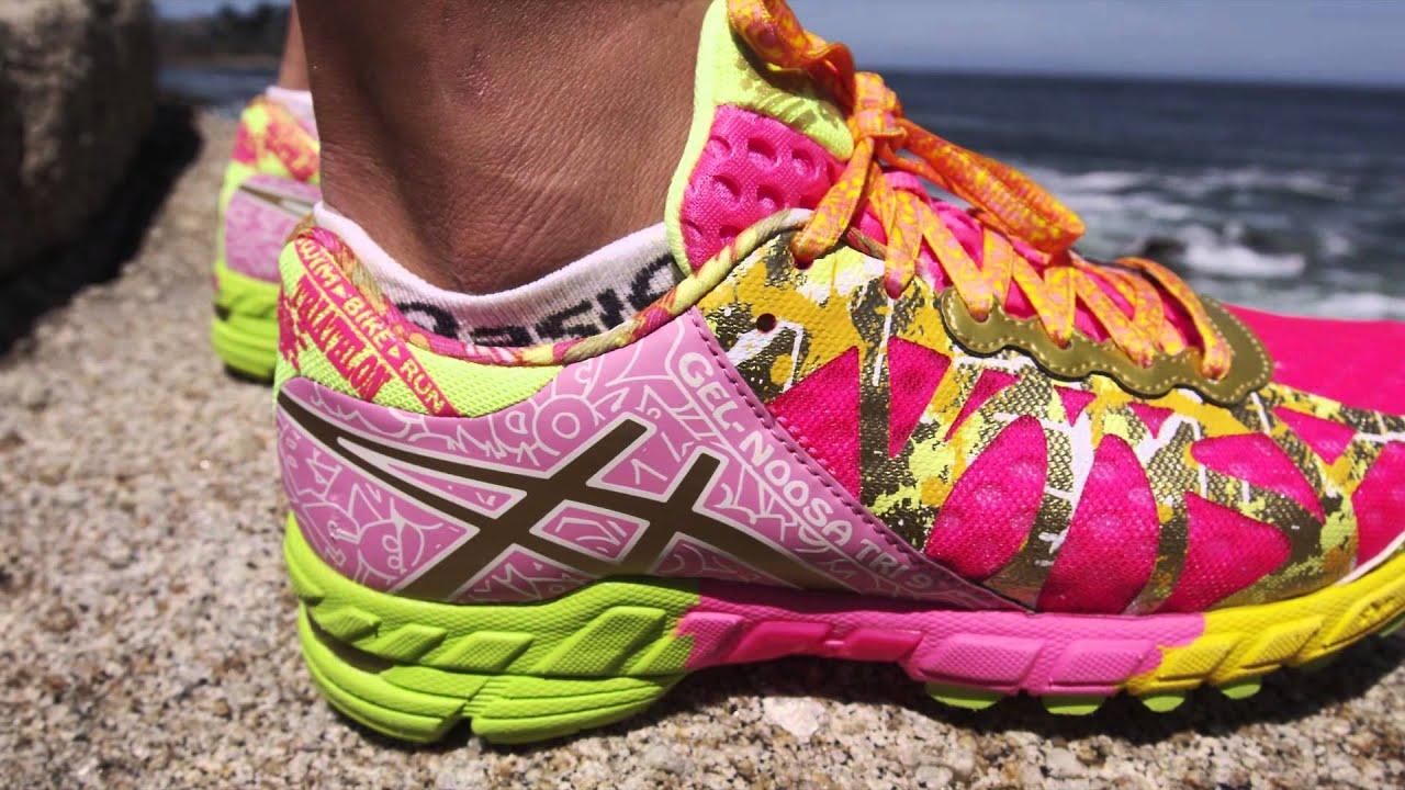 asics breast cancer awareness shoes 2015