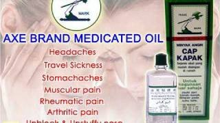 Online Shopping For Axe Brand Medicated Oil | Hanyaw ! Online Shopping