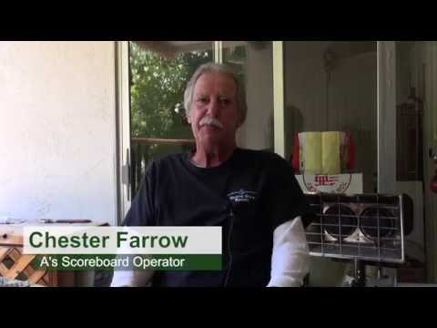 Chester Farrow - Stories about Charlie Finley