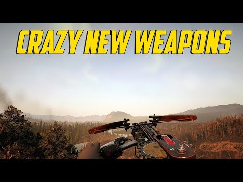 Far Cry New Dawn - Crazy New Weapons thumbnail