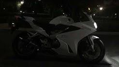 Honda VFR meet on 5/20/17 in St. Augustine, FL