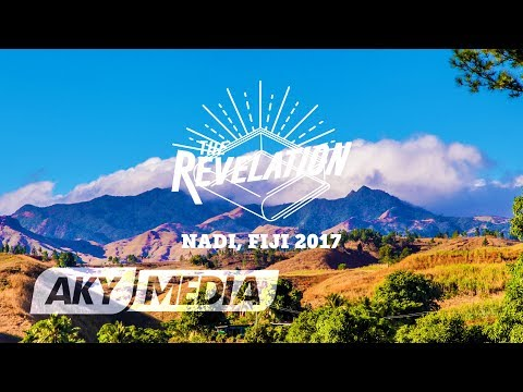 Fiji Youth Camp 2017: The Revelation - Highlights