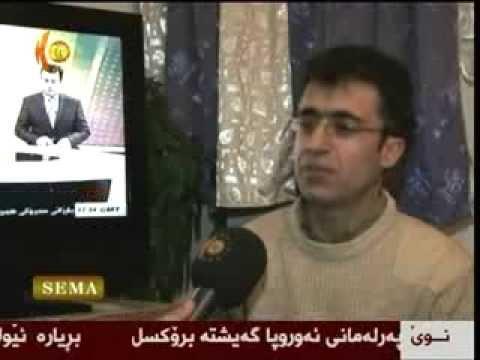 lalish tv -Cî u warên Êzidîyên Rojavayê Kurdistanê - bernamê  SEMA - kurdistan tv