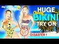 14 CHEEKY BIKINI TRY ON HAUL   Yoins.com