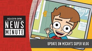 S1 News Minute | UPDATE ON MICAH'S SUPER VLOG (April 7, 2021)